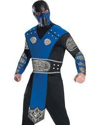 Halloween Costume Kids Mortal Kombat Costume Kids