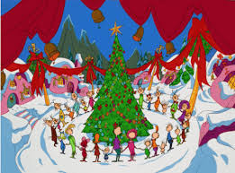 the grinch christmas tree christmas tree singing gif find on giphy