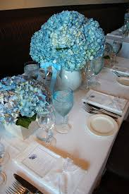 blue and white table ls 8 best images about flower centerpieces on pinterest blue