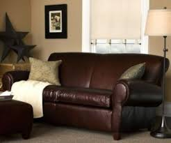 Leather Studio Sofa Give Your Living Room An Look With A Brown Leather Sofa