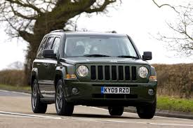 jeep models 2008 jeep patriot station wagon review 2007 2011 parkers