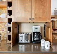 kitchen counter storage ideas kitchen appliance storage ideas photogiraffe me