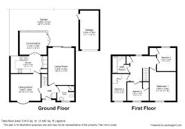 4 bed semi detached house for sale in pembridge chase bovingdon