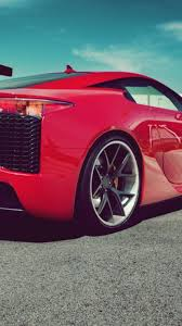 lexus lfa wallpaper iphone red cars lexus lfa wallpaper 103569