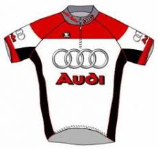 audi cycling jersey commemorative editions