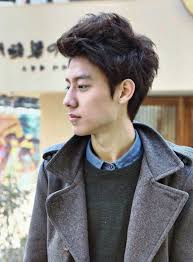 korean hairstyles men short hair short asian men hairstyle 15