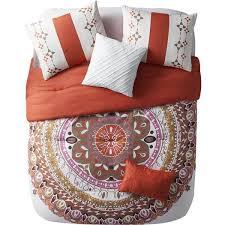Comforter Orange Maine Orange Comforter Set