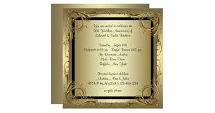 gifts for 50th wedding anniversary designs 50th wedding anniversary invitation cards wordings with