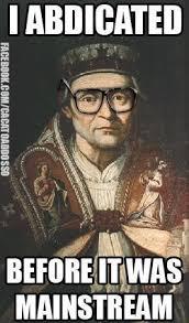 Emperor Palpatine Meme - pope benedict xvi resigns the best pope memes so far upi com
