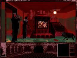 Classic Game Room Derek - gabriel knight 2 u2013 black wolf u2013 sierra classic gaming