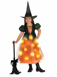 Light Up Costumes Witch Light Up Costume
