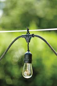 Solar Powered Patio Lights String by Top 25 Best String Lights Outdoor Ideas On Pinterest Outdoor