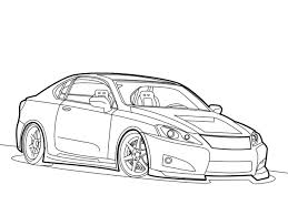 coloring page of acura car for kids coloring point coloring