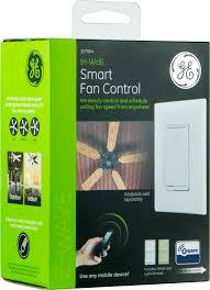 ge z wave 3 speed in wall fan control switch walmart com