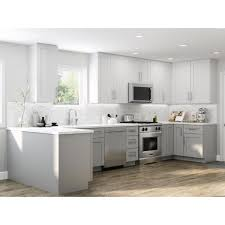 kitchen sink cabinet with dishwasher contractor express cabinets vesper white shaker assembled