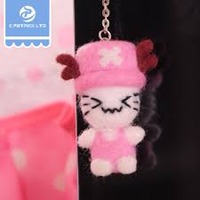 cute diy animal craft felt small toy funny christmas crafts buy