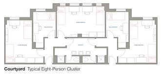 cluster home floor plans plan 8 housing from cargo to housing some architects home ers