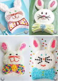 Easter Cake Decorations 25 Wonderful Diy Easter Bunny Cakes