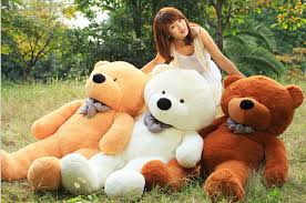 big teddy for s day s day toys 6 6 big teddy stuffed 4 colors