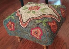 Wool Hook Rug Kits Excessive Compulsive Sewing And Rug Hooking Some Finished Rug