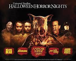halloween horror nights 2013 mazes