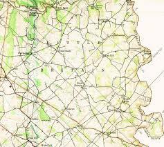 Lebanon Hills Map Lancaster County Pennsylvania Township Maps