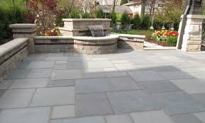 Bluestone For Patio by Gallery Of Patios And Retaining Walls