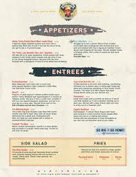 restaurants with light menus here s the greatest fakest guy s american kitchen parody website ever