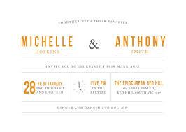 wedding invite the modern wedding raised foil wedding invitations