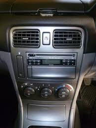 forester subaru 2003 aux input for subaru radio