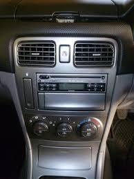 forester subaru 2003 aux input for subaru radio