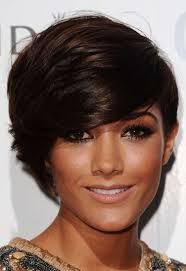 frankie sandford hairstyles frankie sandford short hair style our top celebs with short