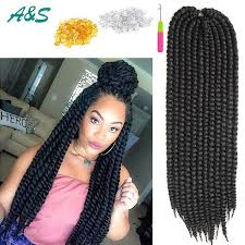 how many packs of expression hair for twists 18 havana mambo twist crochet braids braiding hair 120g pack