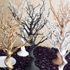 manzanita tree centerpiece manzanita tree wedding centerpieces we found limited