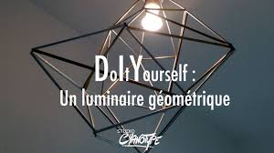 suspension origami diy tuto diy un luminaire géométrique métallique studio cyanotype