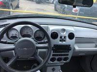 Interior Pt Cruiser 2009 Chrysler Pt Cruiser Interior Pictures Cargurus