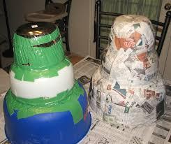 wedding cake pinata piñata challenge day 6 and 7