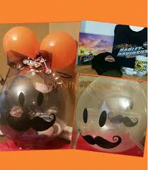 stuffed balloons gifts s day gift his stuffed gift balloon mustache balloon