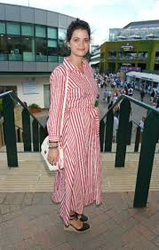 all the best dressed celebrities in the crowds of wimbledon 2017