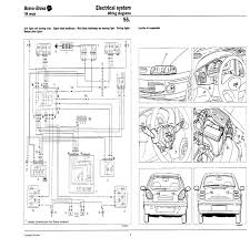 fiat punto headlight wiring diagram wiring diagram simonand