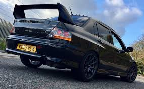 jdm mitsubishi evo used 2004 mitsubishi evo vii ix for sale in suffolk pistonheads