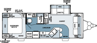 Rockwood Trailers Floor Plans 2007 Forest River Rockwood Travel Trailer Rvweb Com