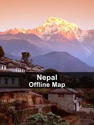 Maps Nepal by Offline Nepal Map World Offline Maps App Ranking And Store Data