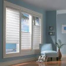 silhouettes window treatments shutters