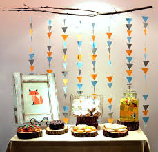 country themed baby shower wonderful woodland baby shower decoration rustic baby shower deer
