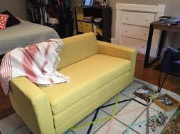 Yellow Sleeper Sofa Anywhere Sleeper Sofa Urban Outfitters