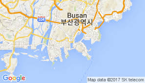pusan on map what time is it in pusan south korea right now