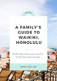 Hawaii travel bloggers images A family 39 s guide to oahu hawaii mommy diary jpg