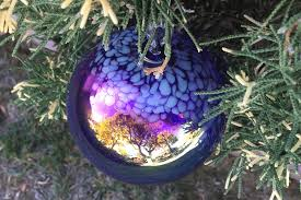 our ornaments tell a story tinselbox