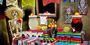 Day of the Dead Decorations shower stuff Pinterest